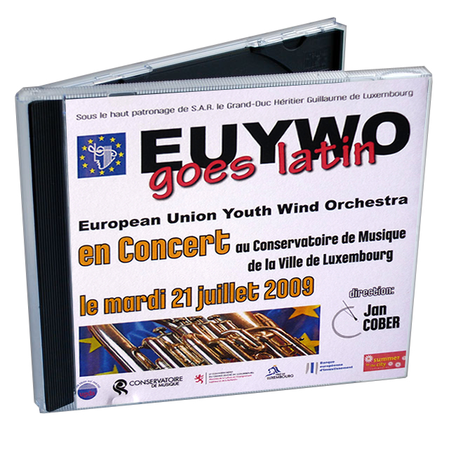 2009 Cd Euywo goes latin