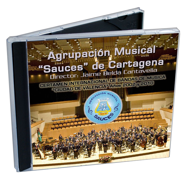 CD Agrupación Musical Sauces de Cartagena