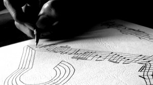 Ask for your own customized musical manuscript