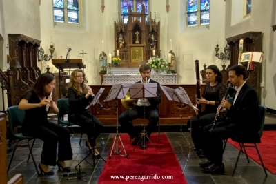 World Music Championship Kerkrade Bienale - EUYWO Woodwind Quintet